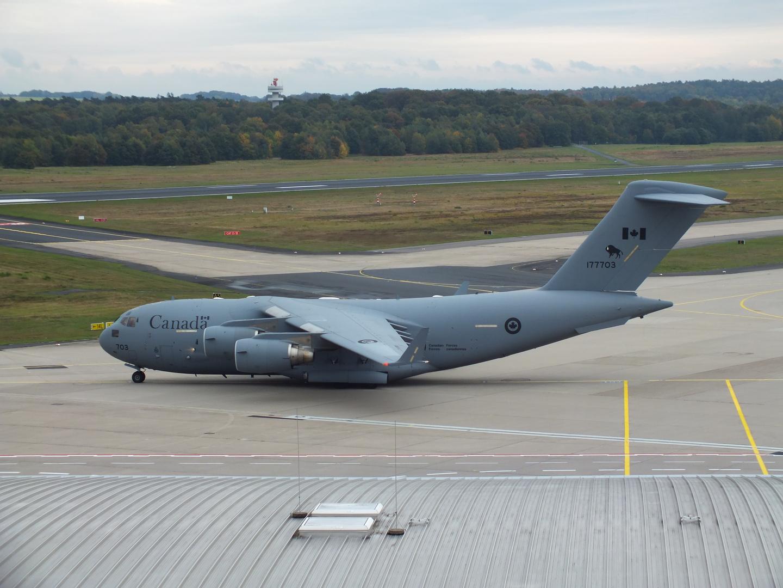 Canada Air Force C-17