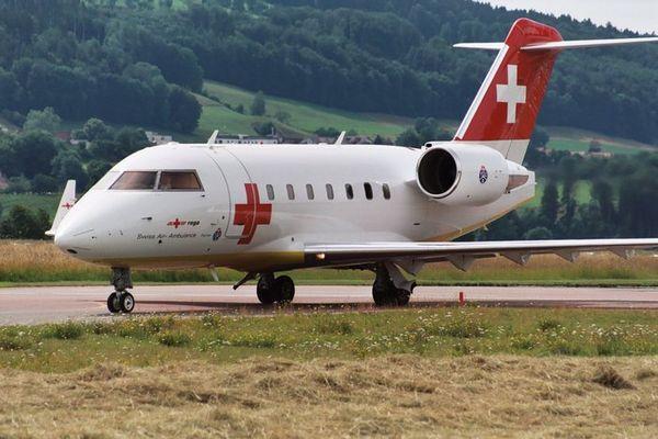 "Canadair CL 604 ""Challenger"""