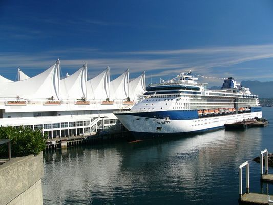 Canadaplace Vancouver