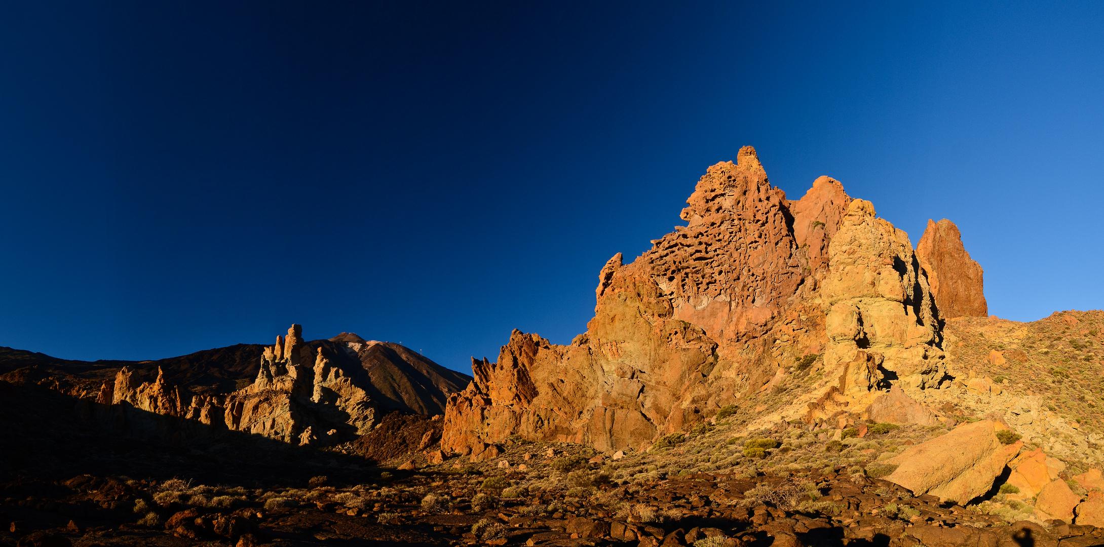 Canadas del Teide