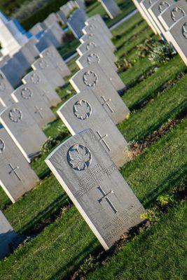 Canadian cemetery Ortona