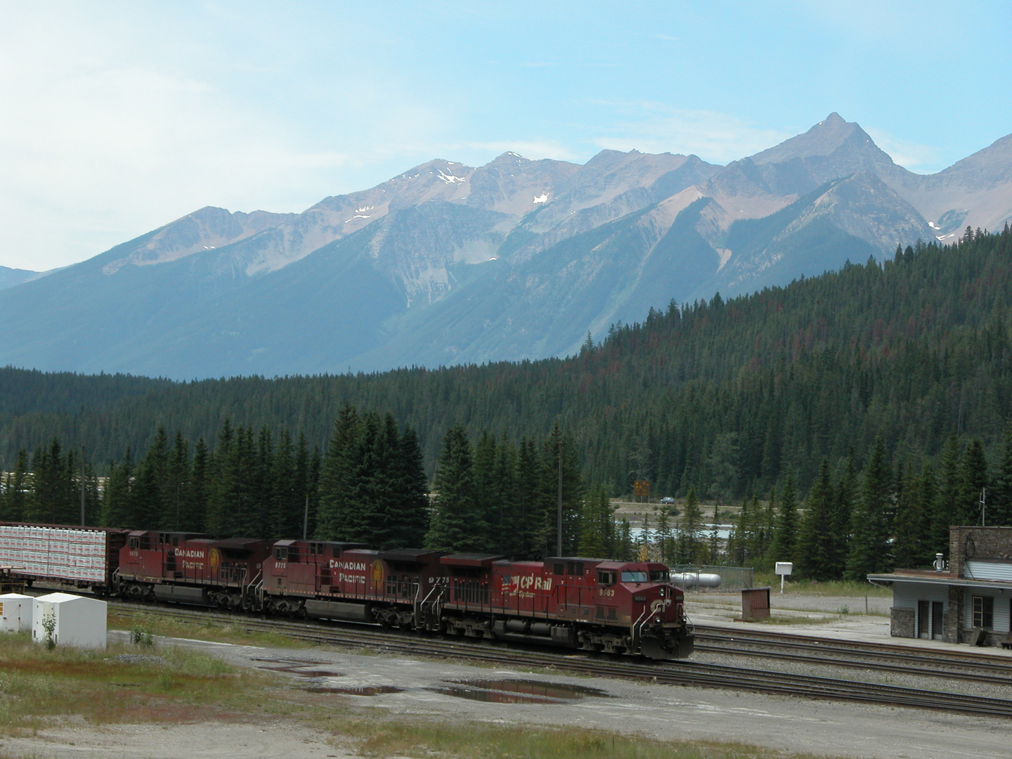 Canadian Pacific Rail