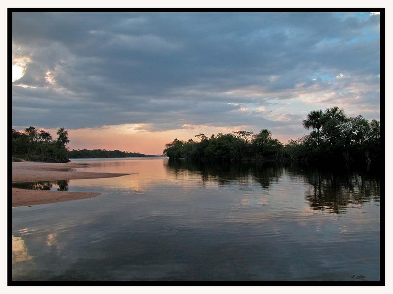 CANAIMA RIVER