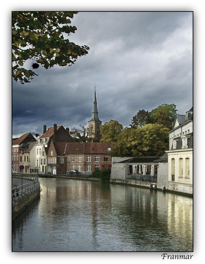 Canal de Brujas (Bélgica)-1