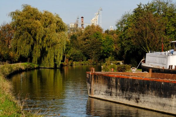Canal de la Scarpe Douai