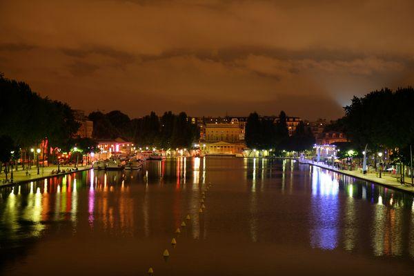 Canal de la Villette