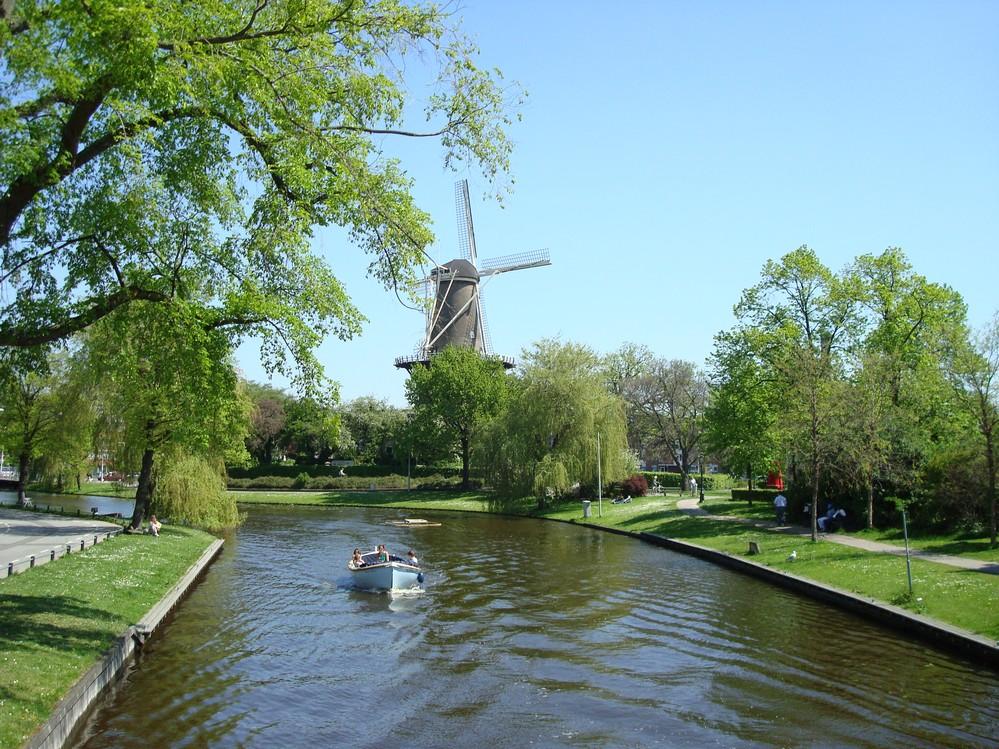 Canal de Leiden...