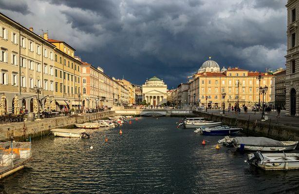 Canal Grande - Trieste