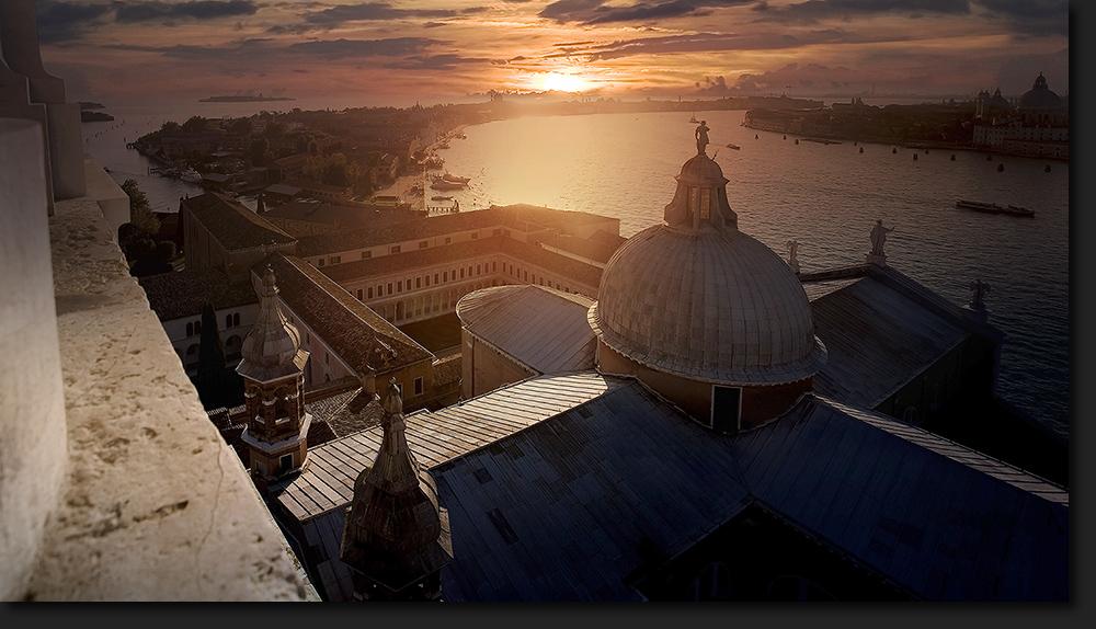 Canale della Giudecca - Venedig