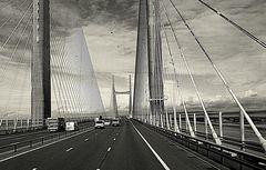 Canale di Bristol....il ponte..