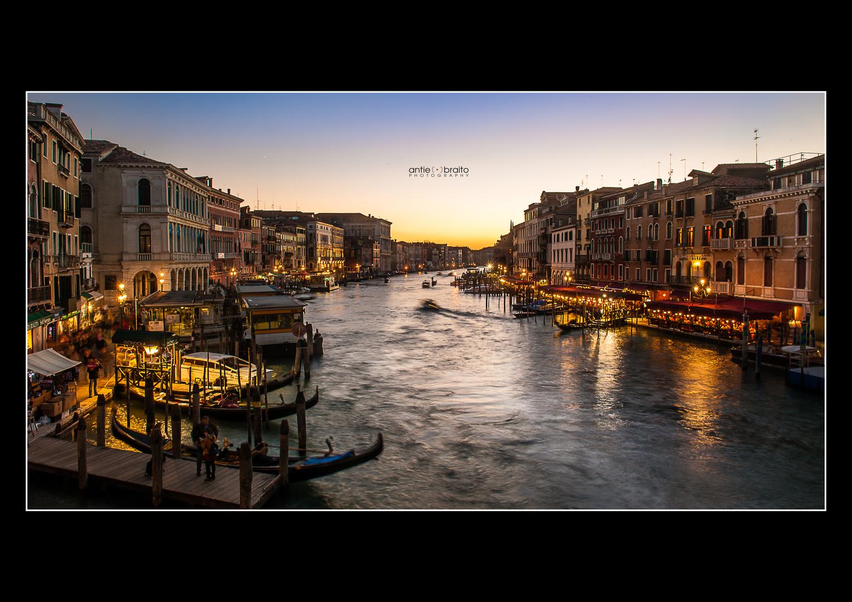 Canale Grande / Venezia