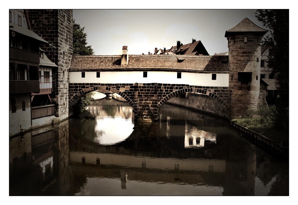 Canale Grande von Nürnberg