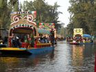 CANALES DE XOCHIMILCO, MEXICO
