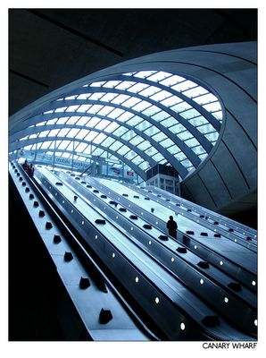 canary wharf - reloaded