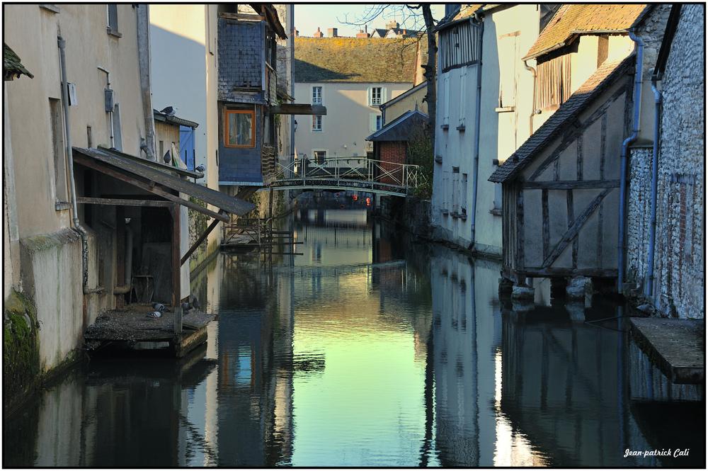 Loiret paysage voyages cartes for Region du loiret