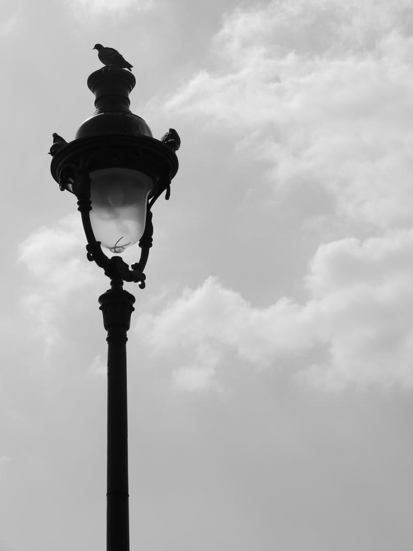 candelabre du sacré coeur
