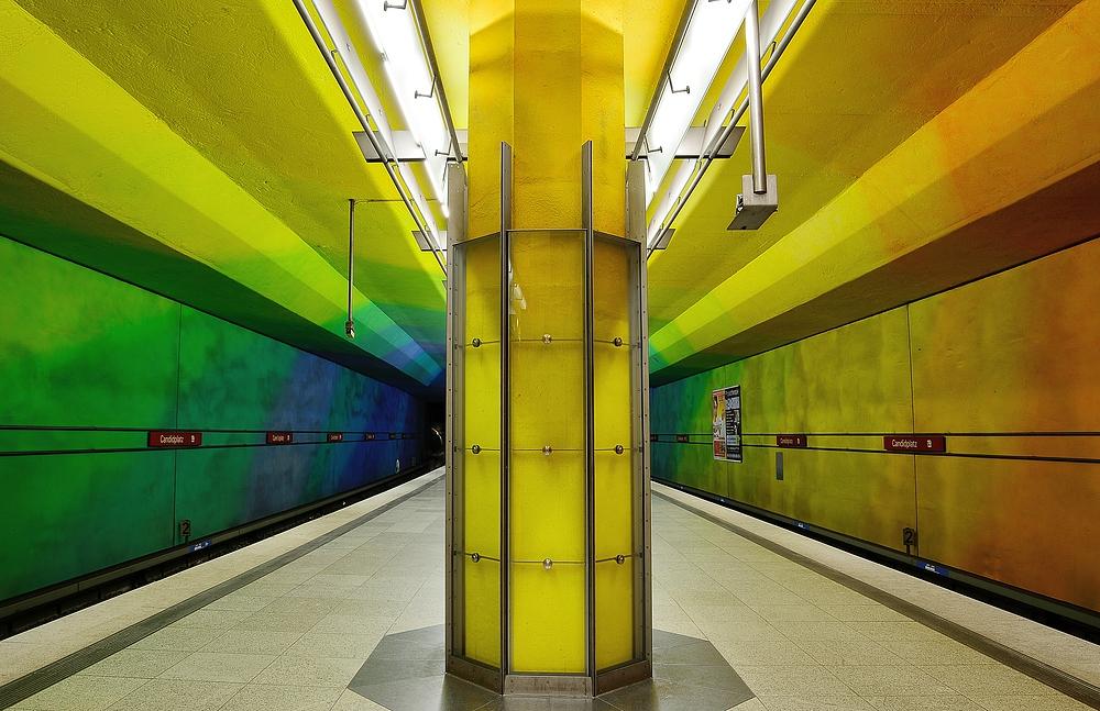 Candidplatz U-Bahn