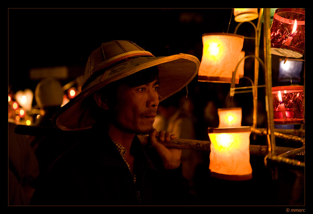 Candle Procession
