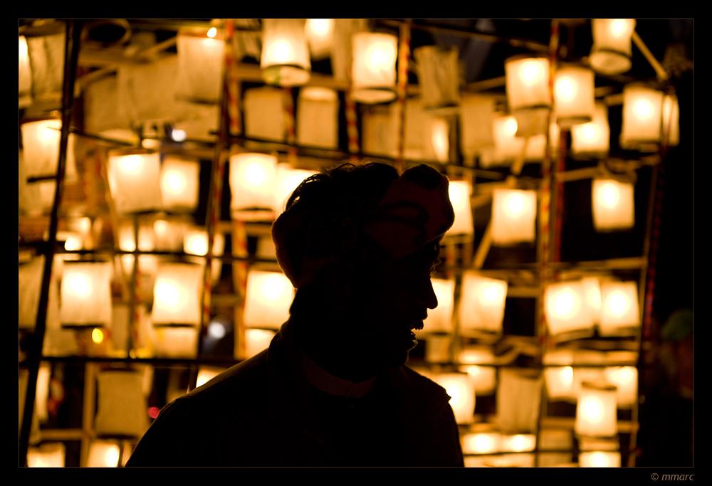Candle Procession II