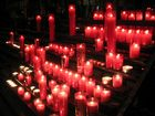 candles... fra sacro e profano ci sono in mezzo io :-)