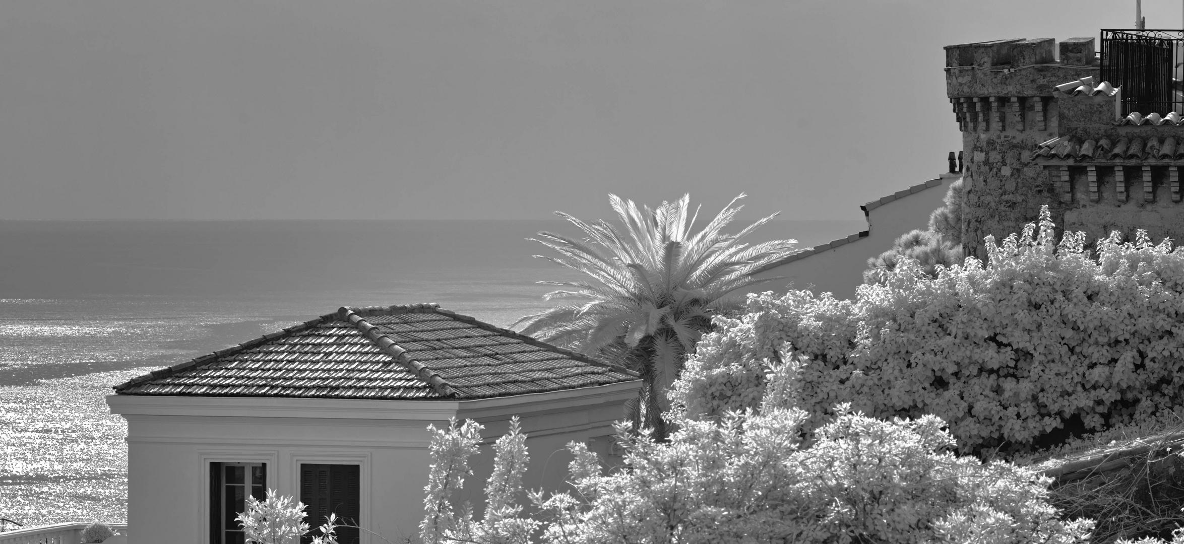 Cannes Burg
