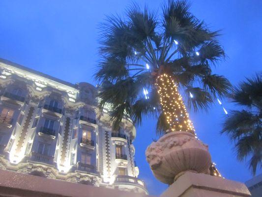 Cannes la nuit !