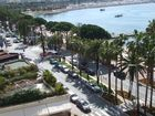 Cannes. View from Residence Soixante-Sept