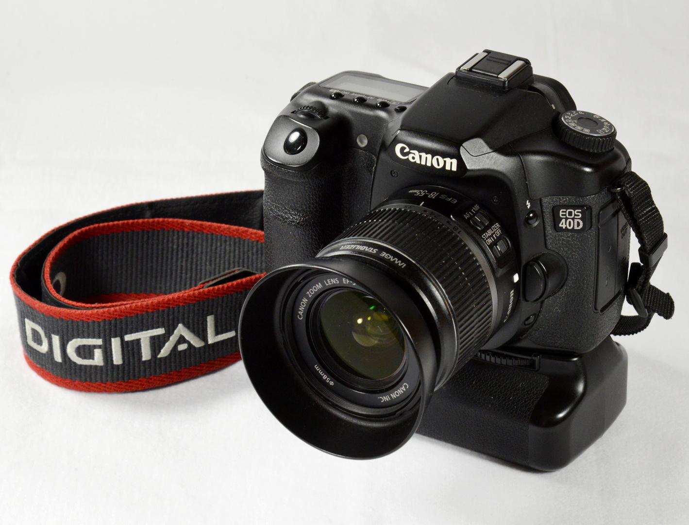 Canon EOS 40D -1-