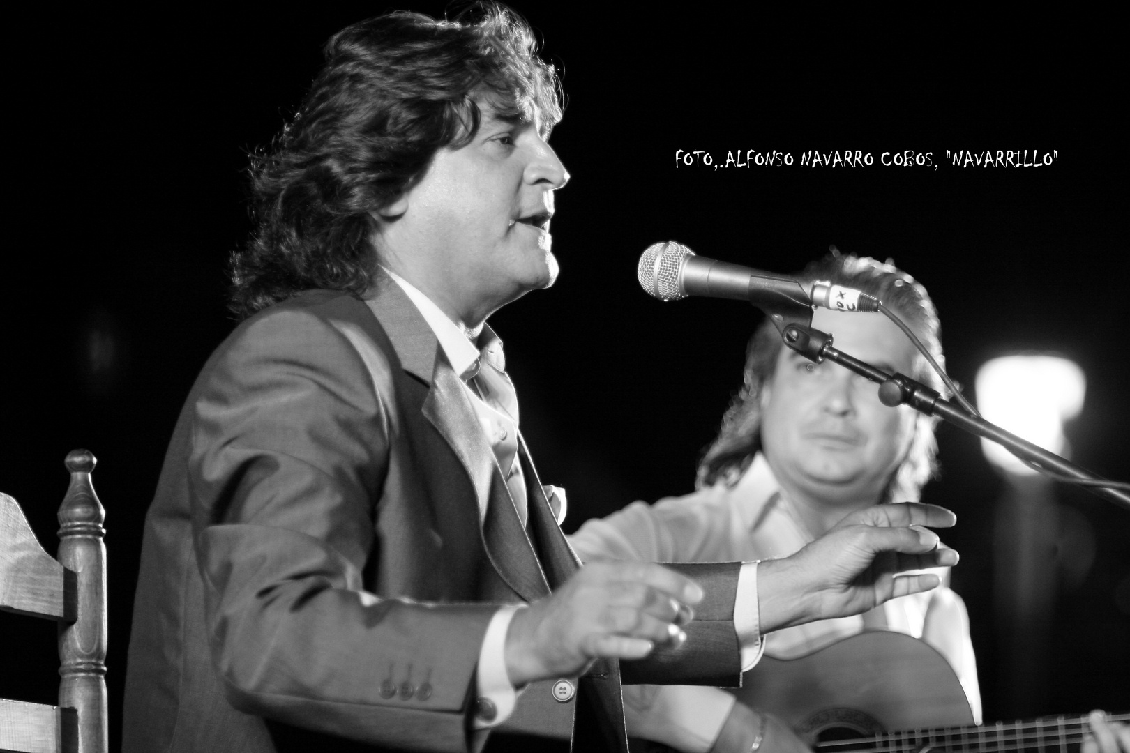 cante flamenca