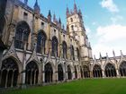 Canterburry, Kathedrale & Kreuzgang, alte englische Sondergotik