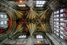 Canterbury Cathedral: Believe in Higher Levels