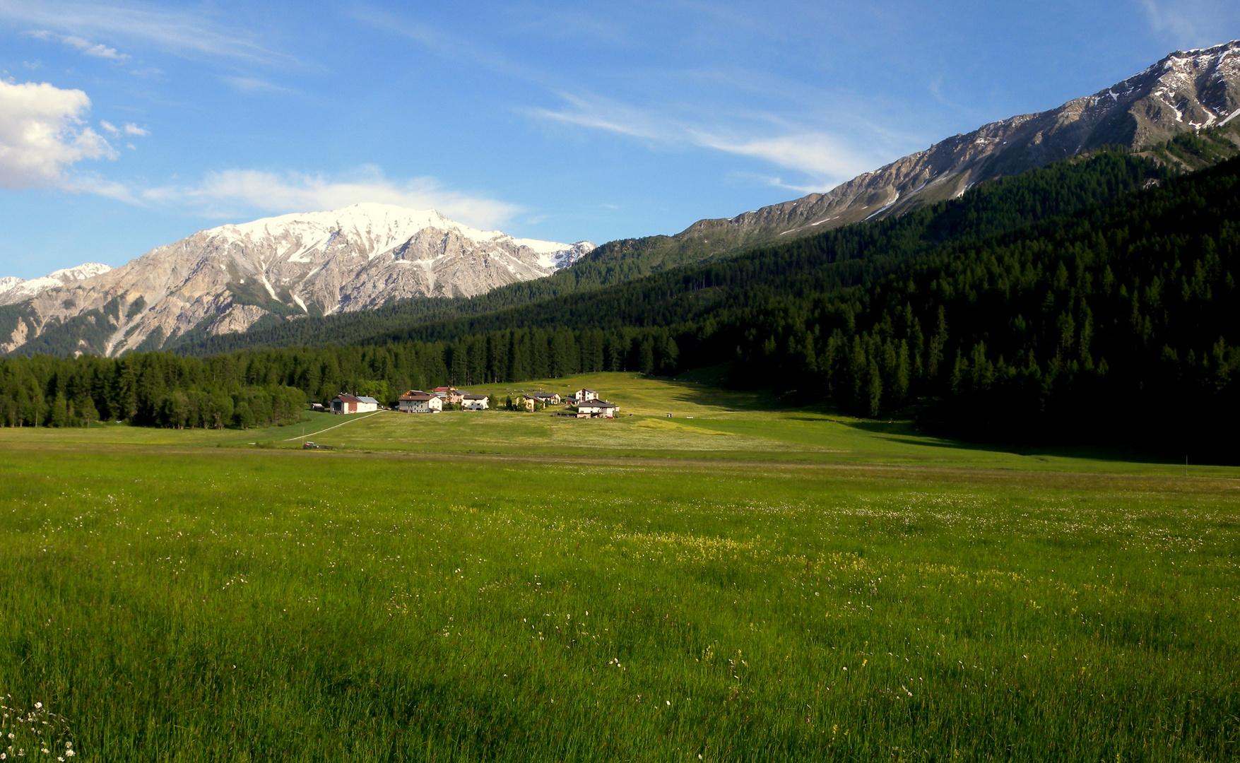 Canton de los Grisones / Canton de Grison / Graubünden...01