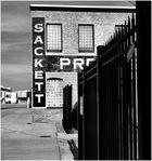 Canton No. 3 -  Fence + Factory