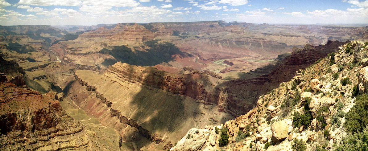 Canyon-Blick