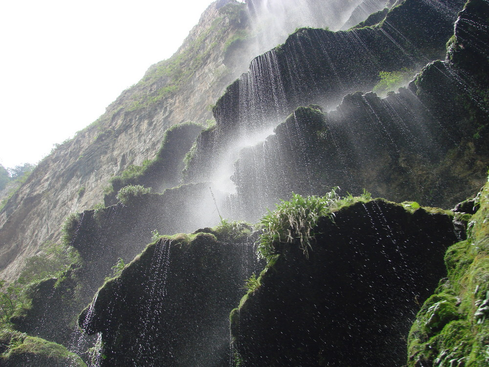 canyon chiapas