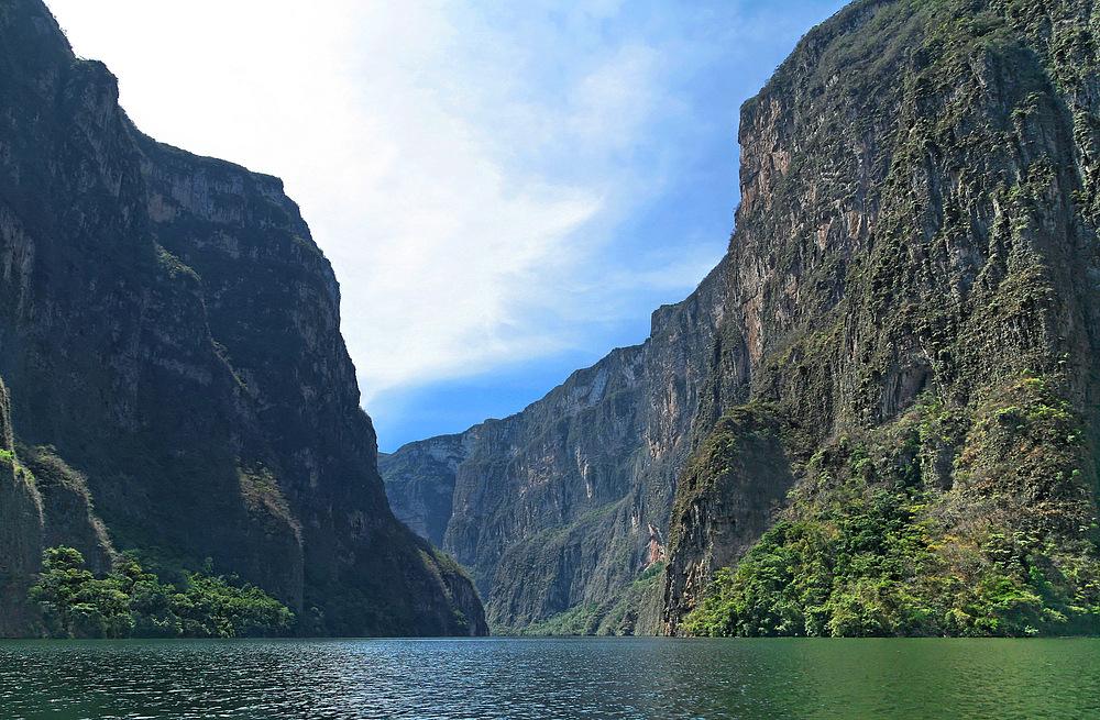 Canyon del Sumidero - Mexiko