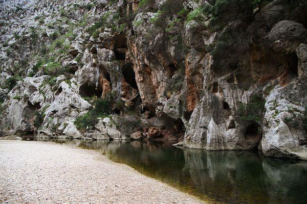 Canyon des Torrent de Pareis