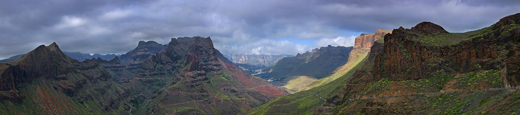 Canyon Fataga