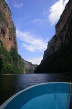 Canyon Sumidero - Chapas - Mexico