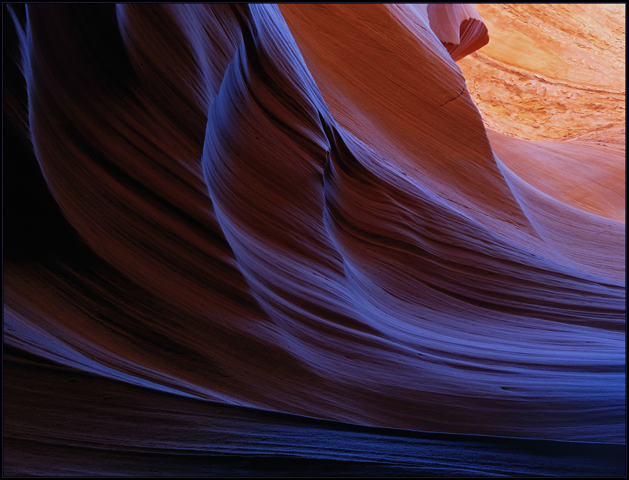 canyon & waves III