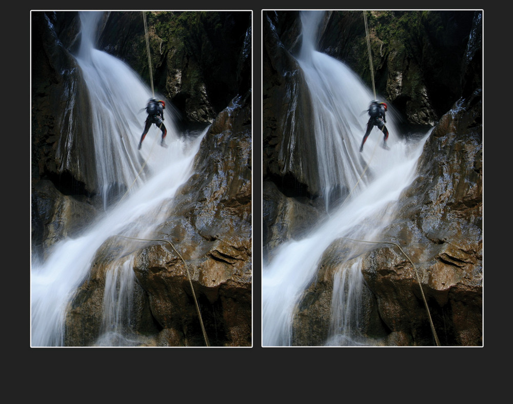 Canyoning 3D / 4