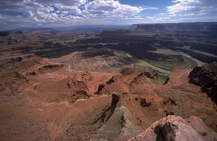 Canyonlands National Park in Utah, USA