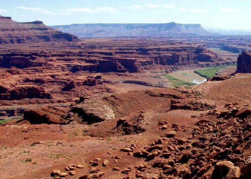 Canyonlands N.P. Utah 2003
