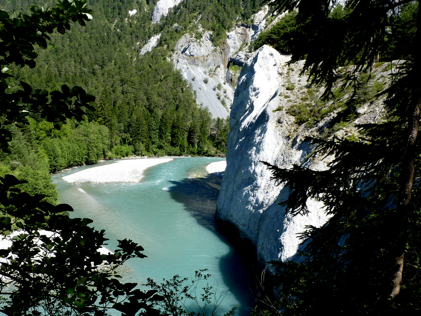 Cañón del Rin / Canyon du Rhin / Rheinschlucht...01