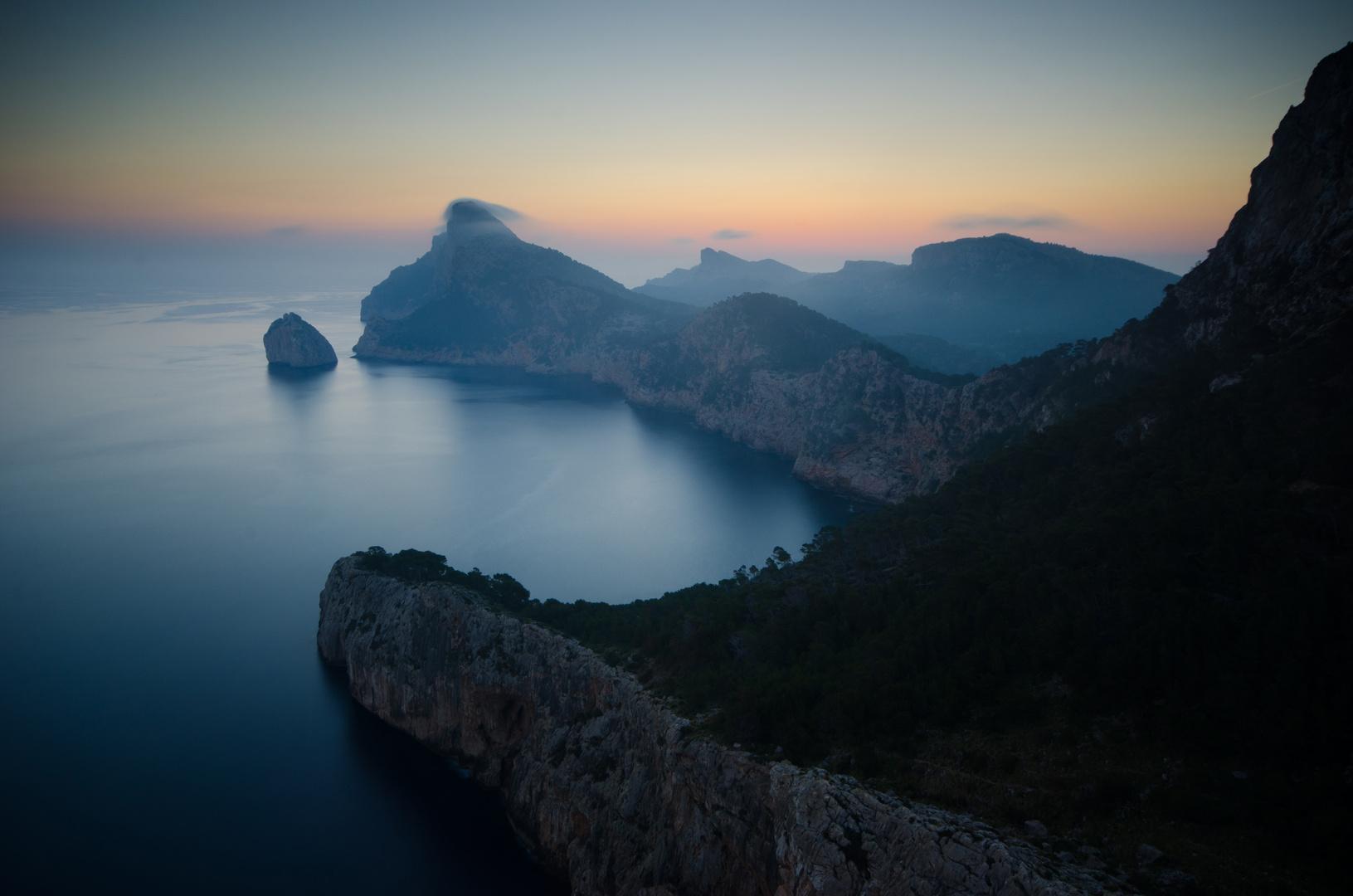 Cap de Formentor - Sonnenaufgang