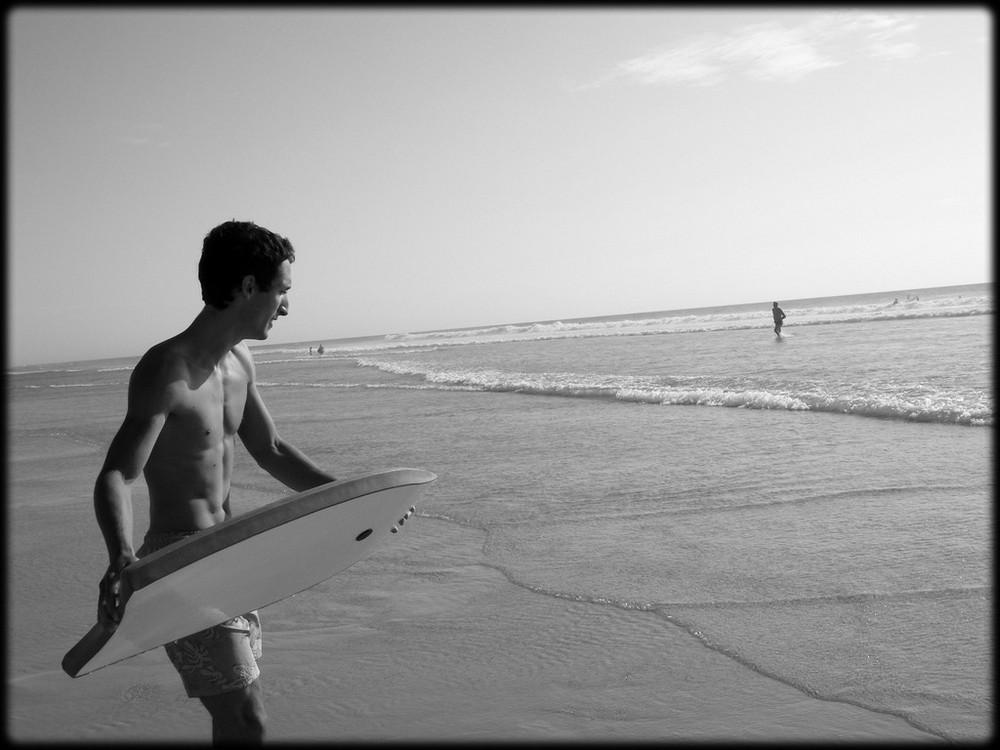 Cap de l'Hormy, Landes, été 2008