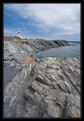Cap Favaritx, Menorca