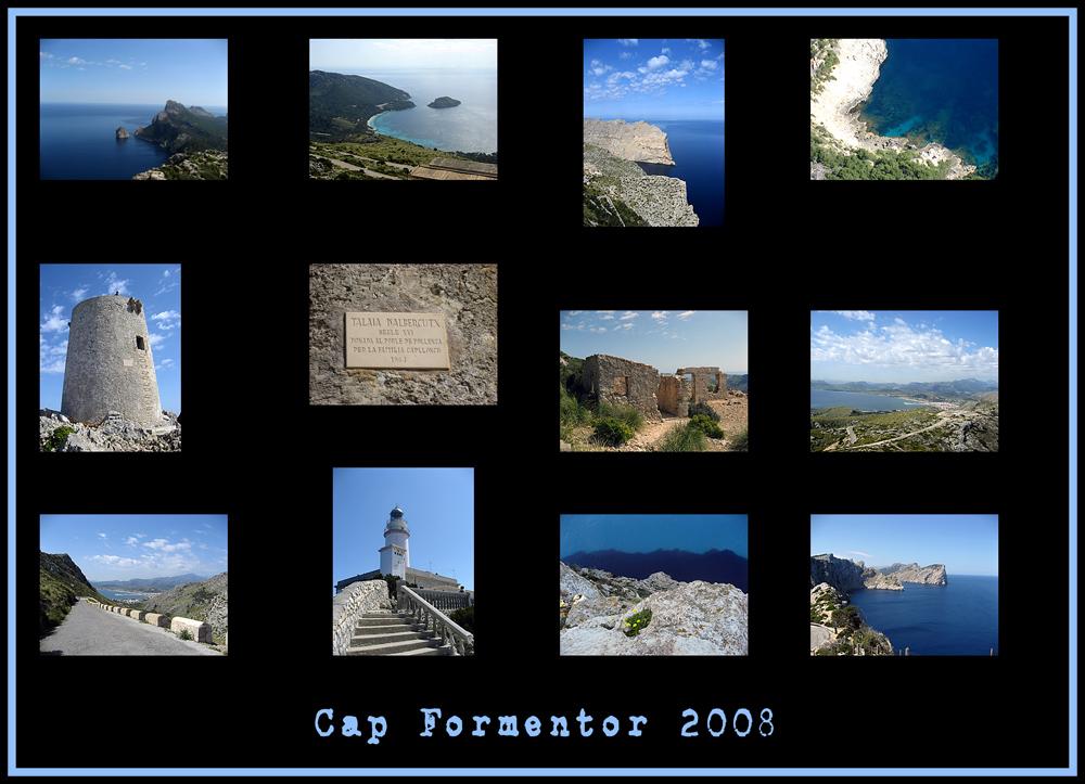 +++ CAP FORMENTOR 2008 +++