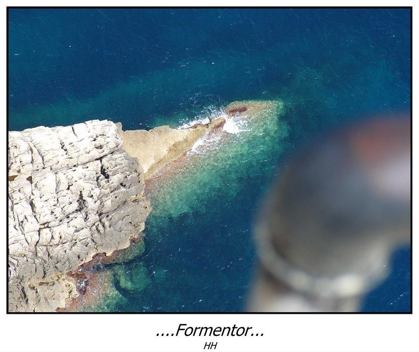 Cap Formentor...200m Aussichtshöhe....