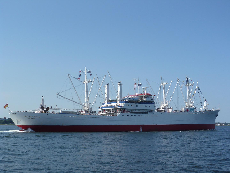 Cap San Diego - Innenförde Kiel II